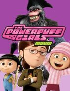 The Powerpuff Girls Movie (2002, LUIS ALBERTO VIDEOS GALVAN PONCE Style) Poster