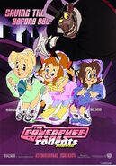 The Powerpuff rodents Movie