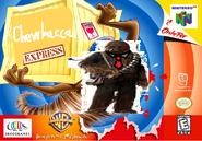 Mr Chewbacca Express