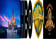 Disney HBO WB MGM Poster.