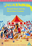 Mr Donald Duck and the Mysterious Creature
