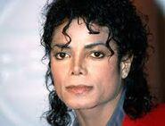 Michael Jackson as Justin Timberlake