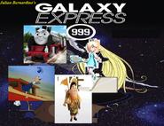 The Galaxy Express (TV Series)