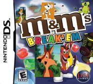 M&M's Break'em (Nintendo DS) (Julian14bernardino's Style)