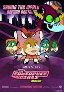 The Powerpuff Koopas Movie (MLPCVTFK's Version) Poster