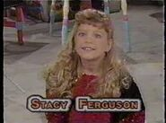 Stacy as Mary
