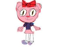 Giggles the Pink Chimpuk