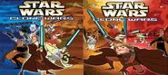 Star Wars The Clone Wars (Animated Series) - Julian Bernardino's Style.