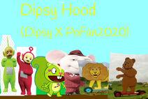 Dipsy hood (dipsy x po fan2020)