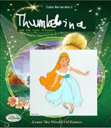 Thumbelina and the Lost Treasure.
