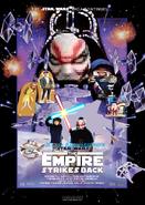 Star Wars Episode 5 - The Empire Strikes Back (Julian Bernardino Style).