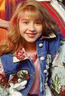 Christina Aguilera as Liz