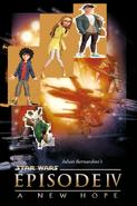 Star Wars Episode 4 - A New Hope (Julian Bernardino Style).