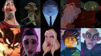 Defeats of my Favorite Animated Non-Disney Movie Villains Part XXVIII