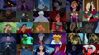 Defeats of my Favorite Disney Villains