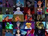 SonicPhantom47's Defeats of my Favorite Disney Villains