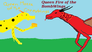 Queen vs. Queen