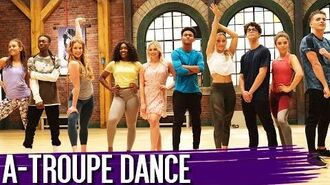 """A-Troupe """"Tell the Story"""" Extended Dance"""