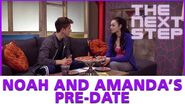 The Next Step Season 4 – Episode 12 Noah and Amanda's Pre-Date