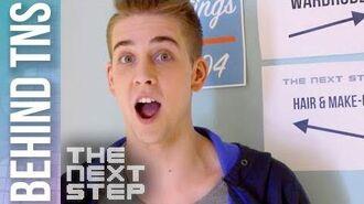 Behind the Scenes- Eldon the Choreographer - The Next Step Season 5