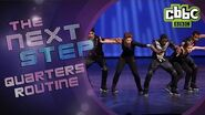 The Next Step - Series 3 Episode 28 - Quarter final routine