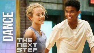 "Kingston & Lola ""Game Face"" Duet - The Next Step Dances"