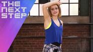 The Next Step - Dance Camp Brittany Raymond (Part 2)