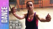 "Amanda ""Falling Apart"" Solo - The Next Step Dances"