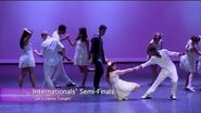 The Next Step - Extended Dance- Internationals' Semi-Finals Routine