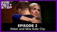 The Next Step Season 4 – Episode 2 Eldon and Miss Kate Clip