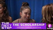 The Next Step The Scholarship – Episode 3 Piper's Audition