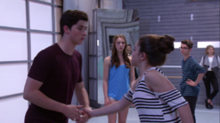 Lm piper pulls josh away from amy