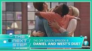 The Next Step The Off Season 8 – Daniel and West's Duet