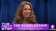 The Next Step The Scholarship – Episode 4 Amy's Audition