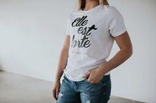 SHE IS CLOTHING (white shirt) (2)