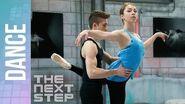 The Next Step - Amy & Noah's Ballet Hip-Hop Duet (Season 5 Episode 10)