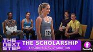 The Next Step The Scholarship – Episode 8 Davis' Audition