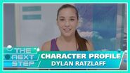 Character Profile Dylan Ratzlaff - The Next Step