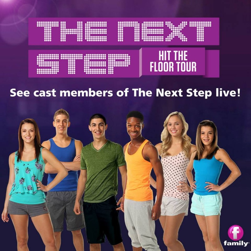 The Next Step: Hit The Floor Tour | The