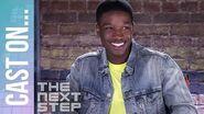 The Next Step - Cast On Lamar Johnson (West)