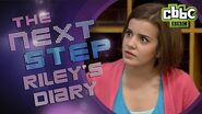 The Next Step Season 2 Episode 18 - James reads Riley's diary
