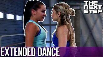 Jacquie & Richelle Battle Duet - The Next Step 6 Extended Dance