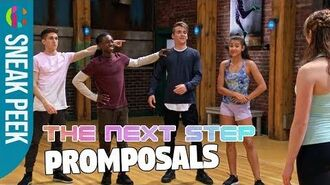 The Next Step Series 6 Episode 9 Amy's Prom Has Got It Goin On
