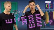 The Next Step Where are Eldon and James? CBBC