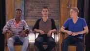 The Next Step Characters Answer Fan Questions (Season 1 Episode 9)