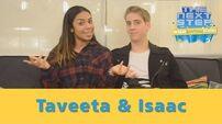 The Next Step Wild Rhythm Tour Taveeta and Isaac – 5 Tour Questions