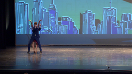 Loap richelle and noah commence their solo