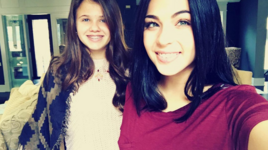 Sam and her sister