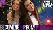Becoming PROM! - Behind The Next Step 6
