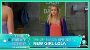 The Next Step The Off Season 12 – New Girl Lola